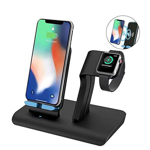 Kabellose Ladegeräte Drahtlose Ladegerät Für Apple Uhr Magnet Tragbare Schnelle Ladegerät Serie 4 3 2 1 Usb Quick Charge Wireless Charging Pad Hochwertige Materialien