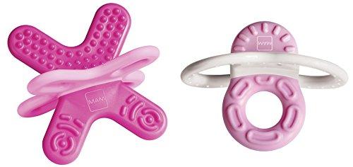 MAM Babyartikel 99970422 Bite und Relax Set, Mädchen