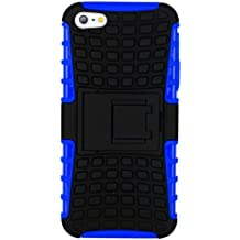 Spi-Force - Carcasa para iPhone 5 y 5S (TPU)