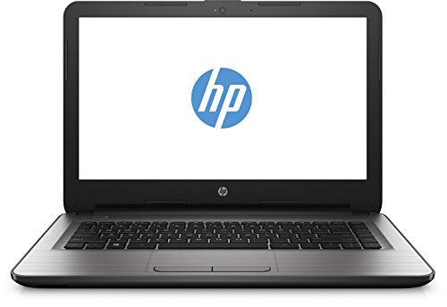 HP 14-am014ng (X3N18EA) 35,6 cm (14 Zoll HD) Laptop (Intel Pentium N3710, 4GB RAM, 500GB HDD, Intel HD-Grafikkarte 405, Windows 10) silber - Hp Mini Laptop Ram