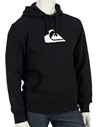 Quiksilver sweat pull à capuche Hood Rib permanent, K Corpo Plaid Black