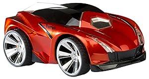 Globix r10123Naranja-R de 101Racing Auto Smart Watch Voz