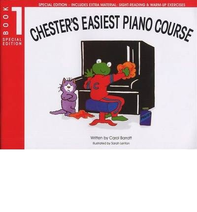 [(Chester's Easiest Piano Course - Book 1)] [ By (author) Ch73425 ] [February, 2008]