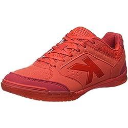 Kelme Precision Color, Zapatillas Unisex Adulto, Rojo (Red), 38 EU