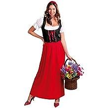 Disfraz de Posadera o Tabernera para mujer adulta