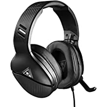 Turtle Beach Recon 200 Black Amplified Gaming Headset - Xbox One and PS4