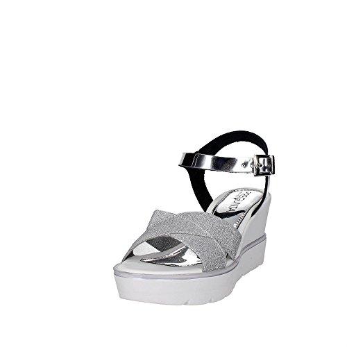 Pregunta IG9410 001 Sandale Femme Argent