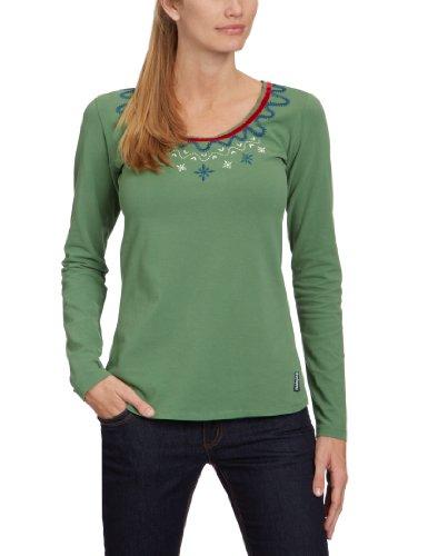 Maloja t-shirt genovevam Vert - vert sapin