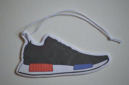 Preisvergleich Produktbild Adidas NMD Sneaker Duftbaum Schwarz Lufterfrischer Auto