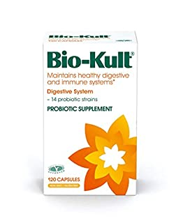 Bio-Kult Advanced Multi-Strain Formulation for Digestive System 120 Capsules, 30 g (B004SGO4DG) | Amazon price tracker / tracking, Amazon price history charts, Amazon price watches, Amazon price drop alerts