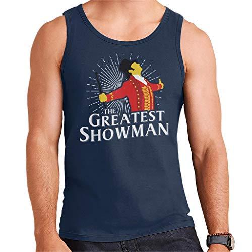 The Greatest Showman Ringmaster Silhouette Men's Vest