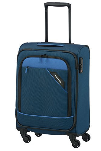 DERBY 4-Rad Trolley S, Blau, 87547-20