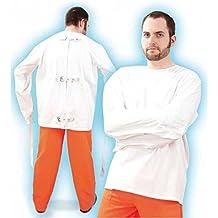 Krause & Sohn Camisa de fuerza blanco Gr. XXL
