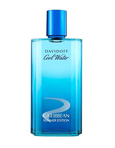 Eau De Toilette Spray Von Davidoff (Davidoff Cool Water Caribbean Summer Edition Eau de Toilette 125 ml Spray für Ihn)