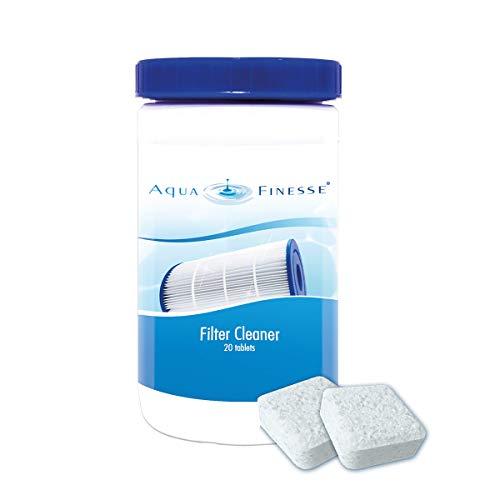 AquaFinesse Nettoyant Cartouche Spa Filter Clean