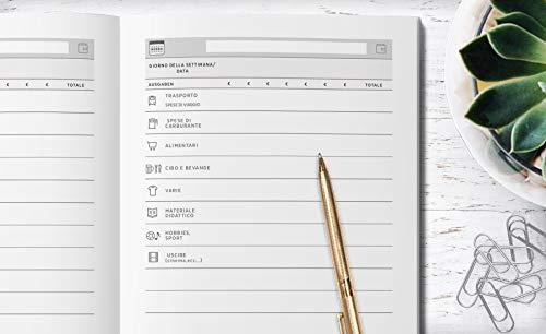 Zoom IMG-3 agenda dei conti di casa