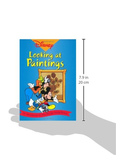 Disney- Looking at Paintings: An Introduction to Art for Young People