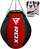 RDX MMA Wrecking Ball Sac Uppercut De Frappe Mural Lourd Boxe Rempli Pied Poing Kickboxing