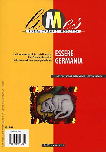 Limes. Rivista italiana di geopolitica (2018): 12