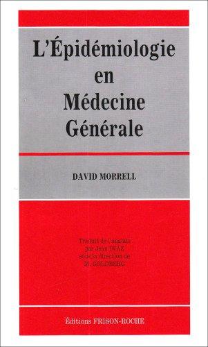 L'épidémiologie en médecine générale