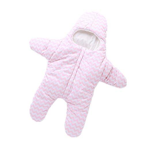 Nouveau-né Sacs de couchage (bébé 0–3 ans) coton Sacs de couchage A : Pink 105#