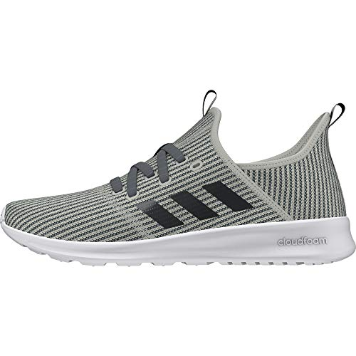 adidas Performance Cloudfoam Pure Sneaker Damen weiß/grau, 5.5 UK - 38 2/3 EU - 7 US -