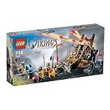 LEGO 7020 Vikings - Armada vikinga con artillería pesada