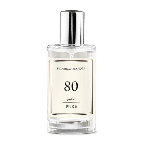 FM by Federico Mahora Parfüm No 80 Pure Collection Für Damen 50ml … (Parfum Miss Dior Cherie)