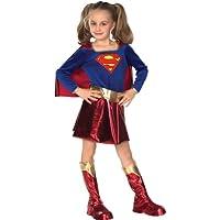 Supergirl Kids Fancy Dress Girl