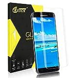 CRXOOX Panzerglas Schutzfolie für Samsung Galaxy S7E/S7 Edge,9H Härte Bildschirmschutzfolie Anti-Kratzen Panzerglasfolie Fingerabdruckerkennung Folie für Galaxy S7 Edge (1 Pack)