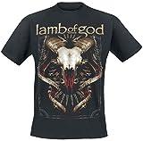 Photo de Lamb of God Tech Steer T-Shirt Noir par Lamb of God