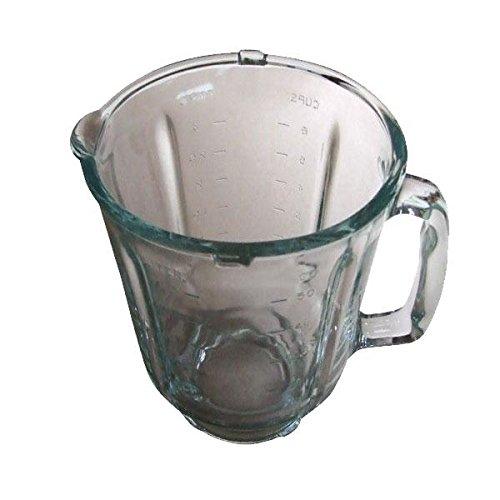 Bol-Batidora de vaso para robot de cocina Kenwood krups kb710a41 desnudo