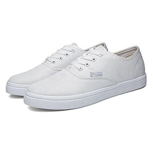 moda maschile espadrilli wear-resistant e respirabile e confortevole inner espadrilli white