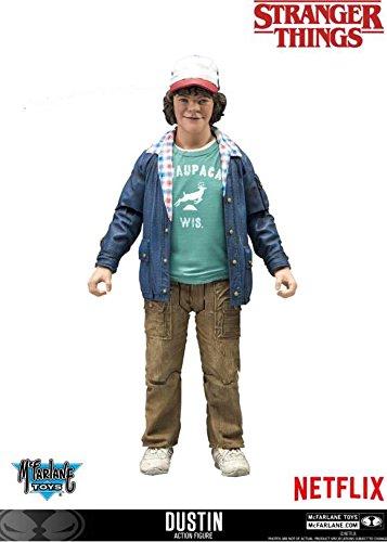 Close Up Figura Dustin 15 cm. Stranger Things. McFarlane Toys