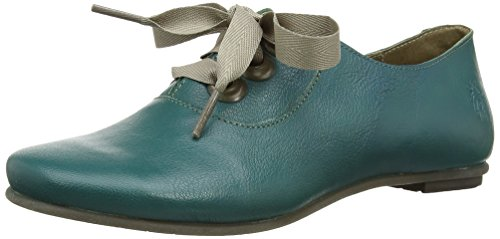 Fly London  Fa, Ballerines pour femme Vert - Green (Nilegreen)