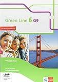 Green Line 6 G9: Workbook mit Audio-CDs und Übungssoftware Klasse 10 (Green Line G9. Ausgabe ab 2015)