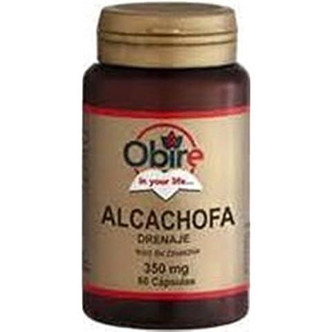 Cápsulas de Alcachofa. Combate la celulitis. Pierde peso y reduce volúmen
