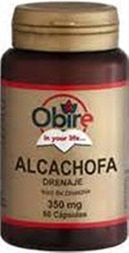 Artichaut 350 mg. 60 Capsules - Drainant - Diurétique et Purifiant