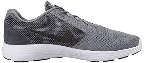 Nike Revolution 3, Chaussures de Running Homme Gris (Cool Grey/Black-White)