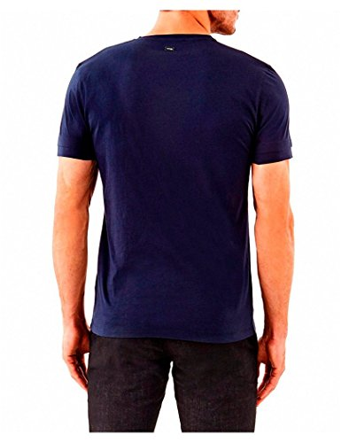 Guess by Marciano - Camiseta Guess by Marciano Azul Tachas Blau
