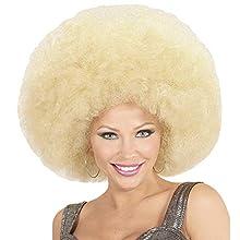Widmann Afro Wig, One Size