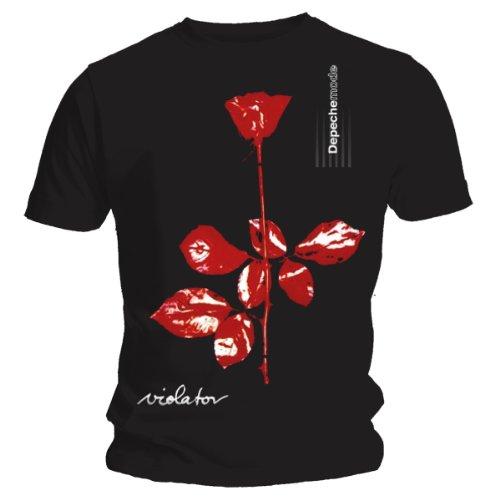 Live Nation - T-shirt - Coque - Homme Noir (Schwarz) XL
