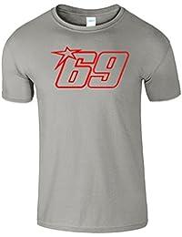 Nicky Hayden Hommes Femmes Dames MOTO GP T-Shirt