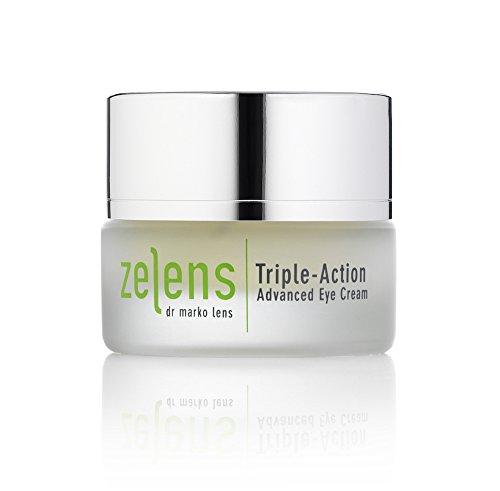 ZELENS Crème pour les yeux triple action avancée, 99gr