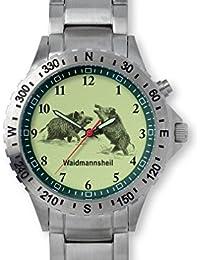 Greiner reloj 'Waidmannsheil' 1209-CM