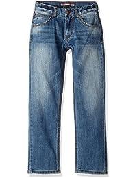 Tommy Hilfiger Boys' Big Stretch Denim Jeans,