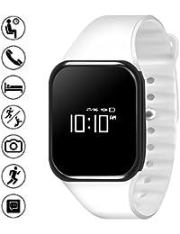 Bigowl Smart Fitness Tracker Watch Wristband Bracelet