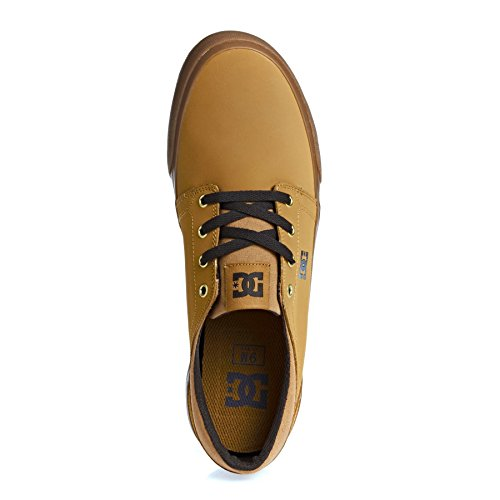 DC Shoes Trase NU - Chaussures pour homme ADYS300370 Wheat/DK Chocolate