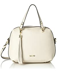 Liu Jo Damen Mimosa Boston Bag Bowling Tasche, 15 x 26 x 30 cm