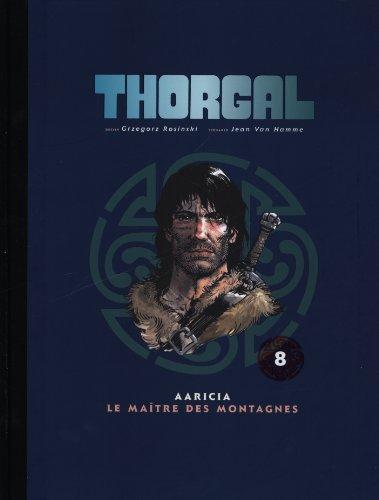 Thorgal, Tome 8 : Aaricia ; Le maître des montagnes